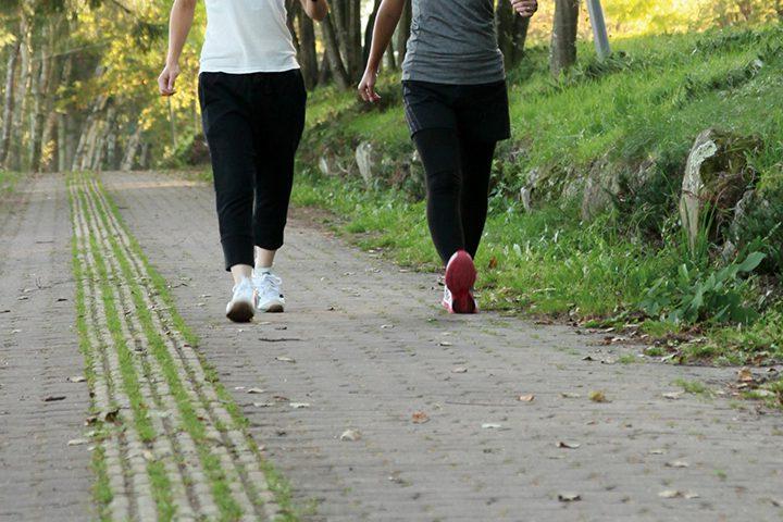 適度な運動を適切な時間帯、タイミングで実践すること
