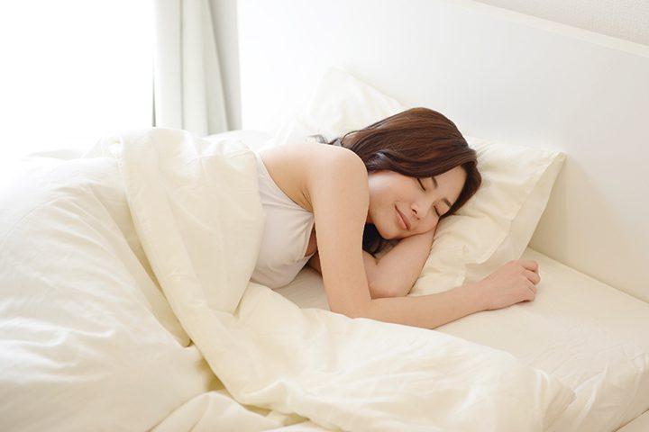夜眠れない!快適な睡眠を得るために意識すべき7つのこと