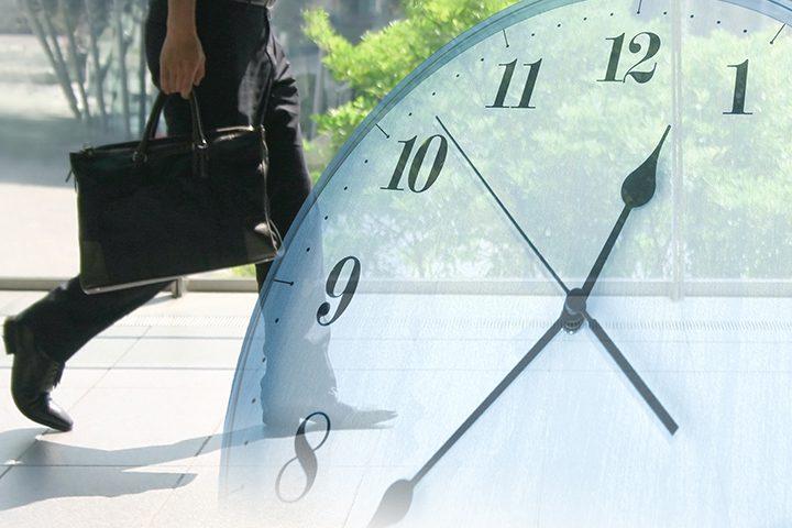 時間を上手に使う(セルフマネジメント力)