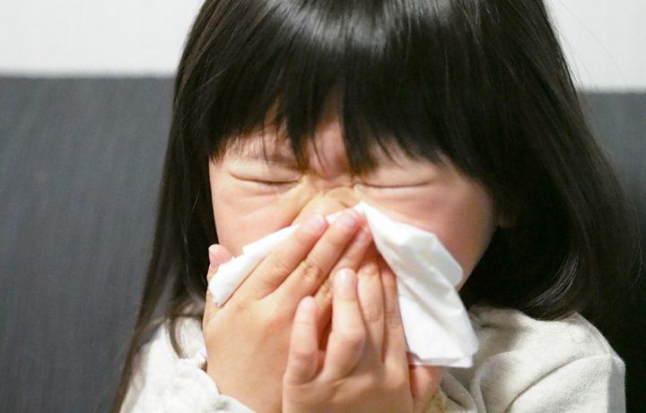 花粉症を発症する原因とは?