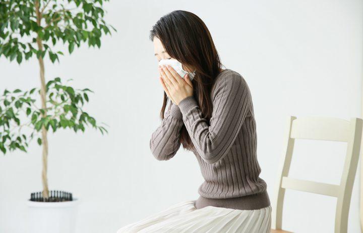 花粉症のメカニズムと発症の原因について解説