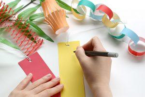 七夕で願い事をする理由と短冊や笹飾りの意味や由来