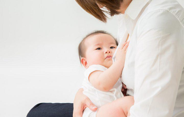 赤ちゃんの体調には常にアンテナを張っておこう