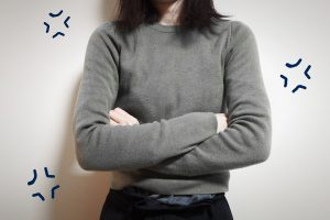 怒りっぽい人 (性格) になる原因とは?特徴や心理を知って直す方法