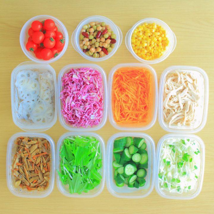 メリットに注目!野菜を冷凍して保存するという方法