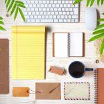 整った状態をキープできるデスク整理術。整理して効果的に仕事をしよう!