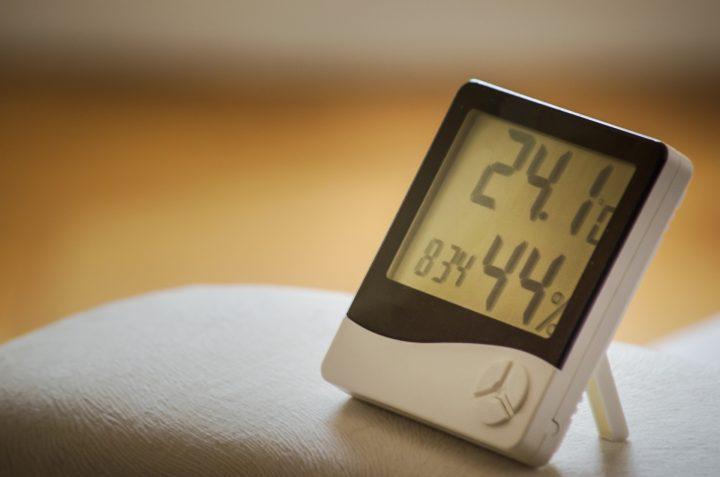 加湿器は湿度が低い時期に活躍する