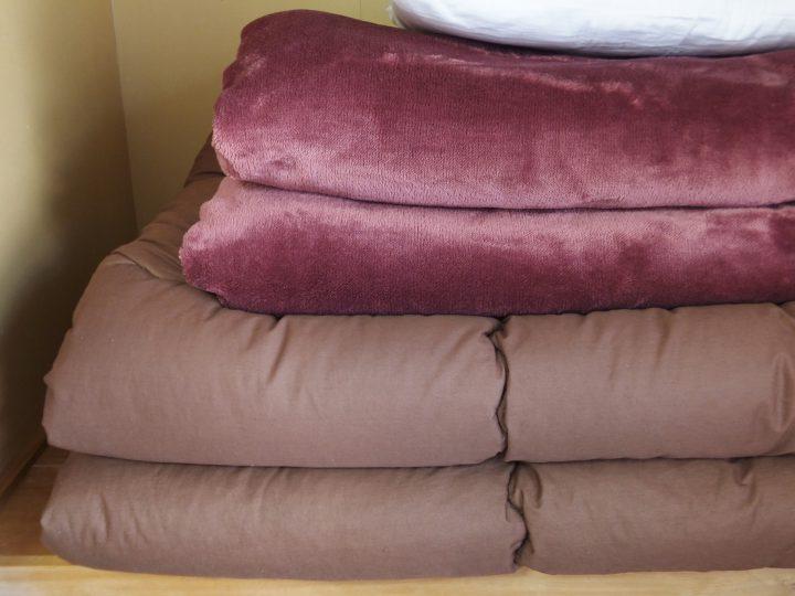 布団の収納