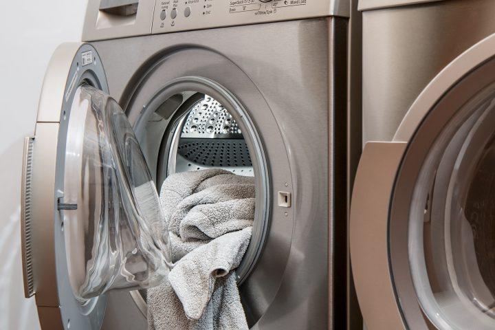 洗濯機で掃除をする箇所は?