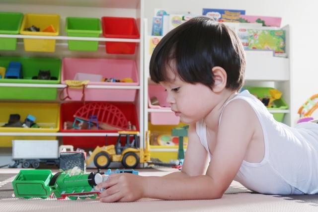 子供部屋の収納アイデア集。子どもでも片付けられる部屋をつくろう!