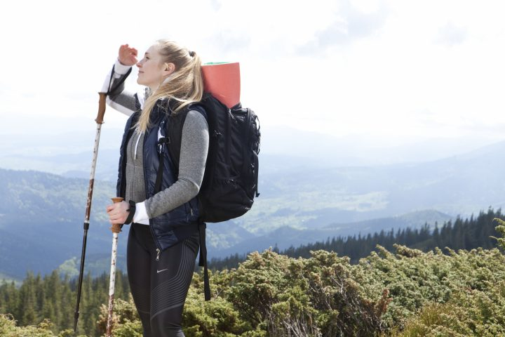 登山の服は「重ね着」が基本