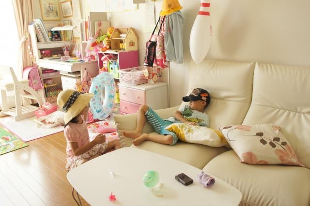 【子供部屋の収納術①】カラーボックスを活用しよう