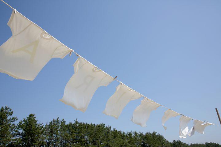 Tシャツの洗濯方法・干し方は「悩みの種類」に応じて臨機応変に対応しよう!