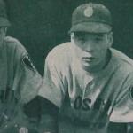 日本の野球界で初めてのスポンサーマークを付けた広島カープ。そのマークは「フマキラー」