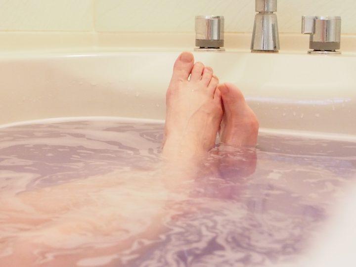 【雨の日の過ごし方⑥】お風呂で日々の疲れを癒す