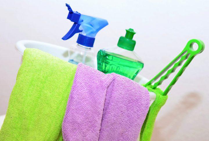 床掃除・フローリング掃除の基本の手順