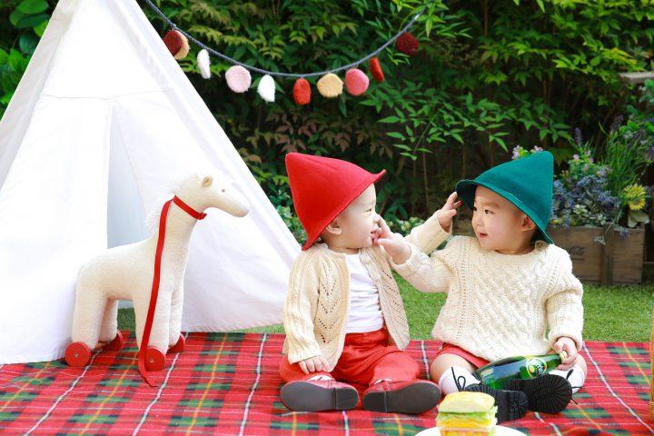 小さい子どもが一緒でも楽しめるフェスも増えている