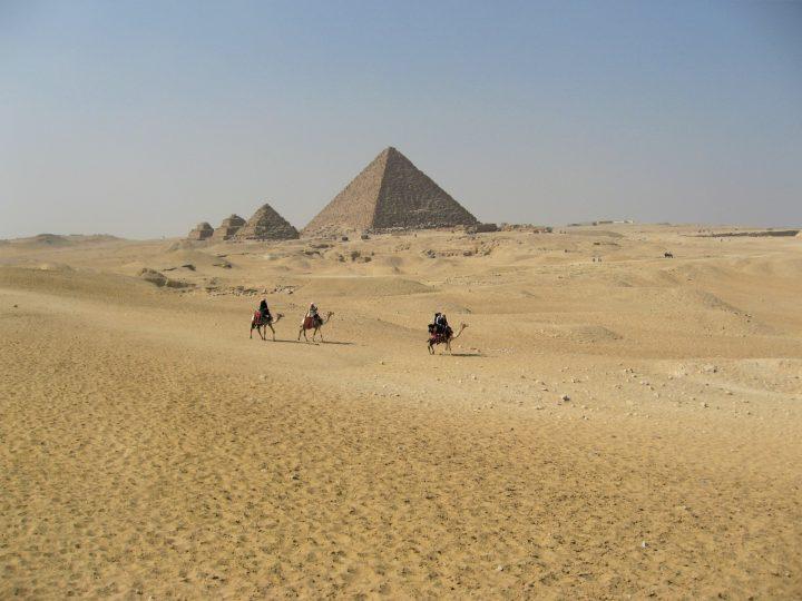 その1:ギザの大ピラミッド