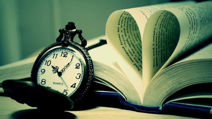 3.時間を決めて読書を習慣づける
