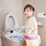 トイレ掃除の方法を解説。汚れ・臭いの原因を知ってもっとキレイに!
