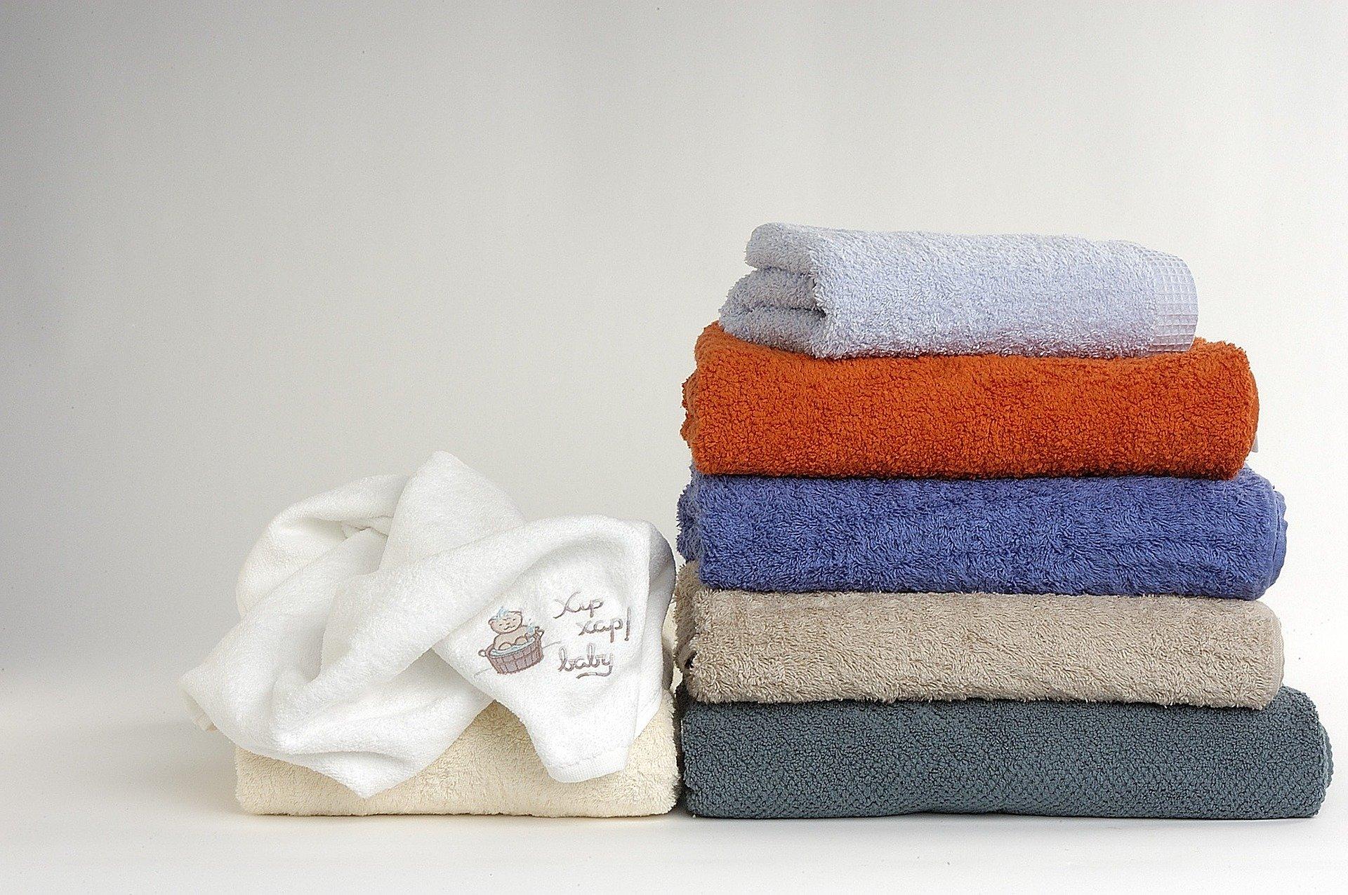 洗っても落ちない…タオルのイヤな臭いの原因と落とし方