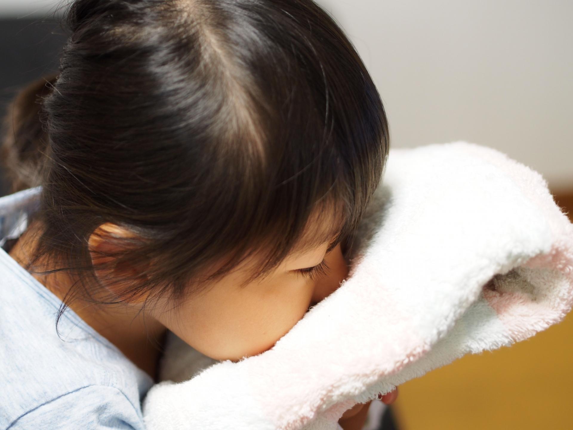 タオルの臭いを落とす方法