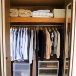 洋服収納のコツと収納方法を紹介。取り出しやすく衣類を収納しよう!