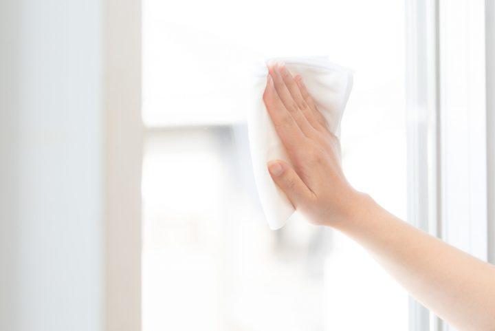 面倒な「窓掃除」を簡単に。簡単にキレイにできる掃除方法を紹介!