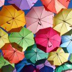 傘の歴史と豆知識。傘は日傘から始まった?