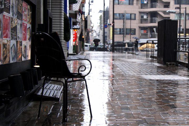 雨傘としての傘