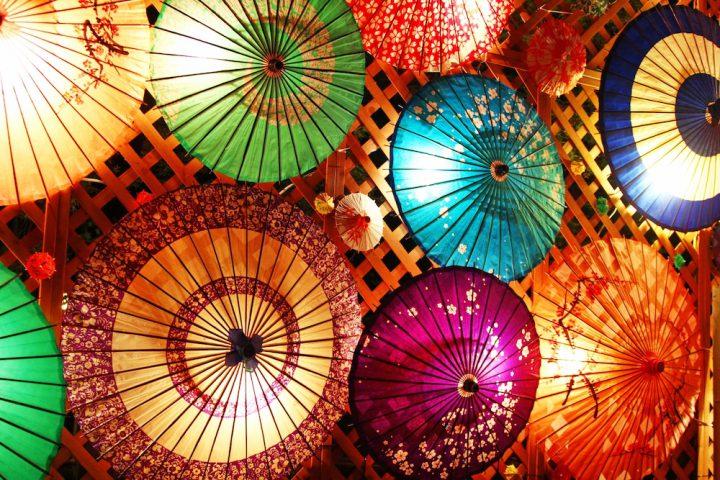 和傘の歴史