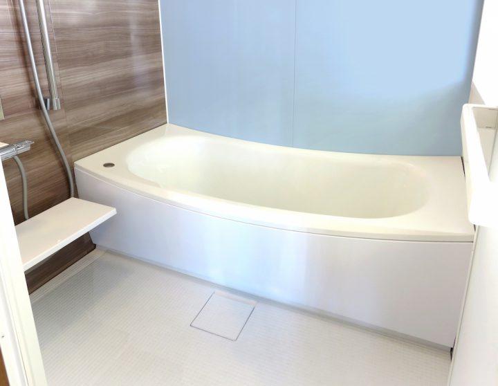 自宅のお風呂で洗う