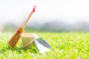 庭掃除・お手入れ方法をまとめて紹介。毎日の掃除からしっかり掃除まで!