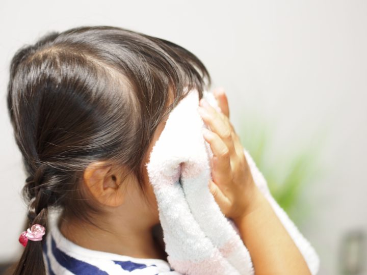 子どもは大人より蚊に刺されやすい?