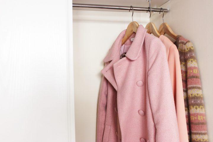コート収納方法を素材別に解説。上手にしまってコートを長持ちさせよう