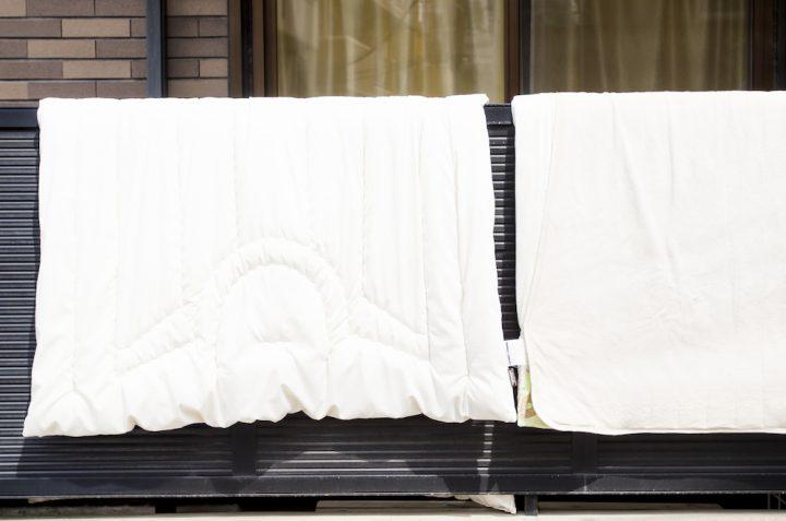 布団を干す時間を解説!寝具の種類や季節で時間の長さは違う?