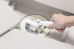 水回りの掃除を解説。シンクや風呂場の排水口はゴキブリの出入り口?