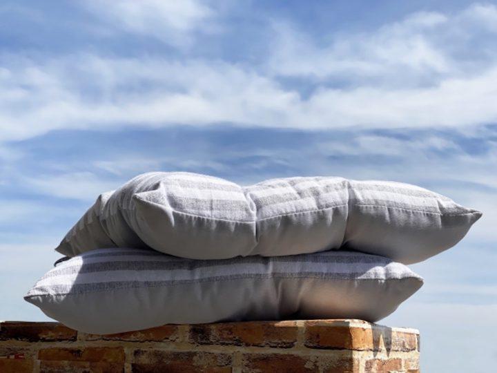 枕の基本的な洗い方