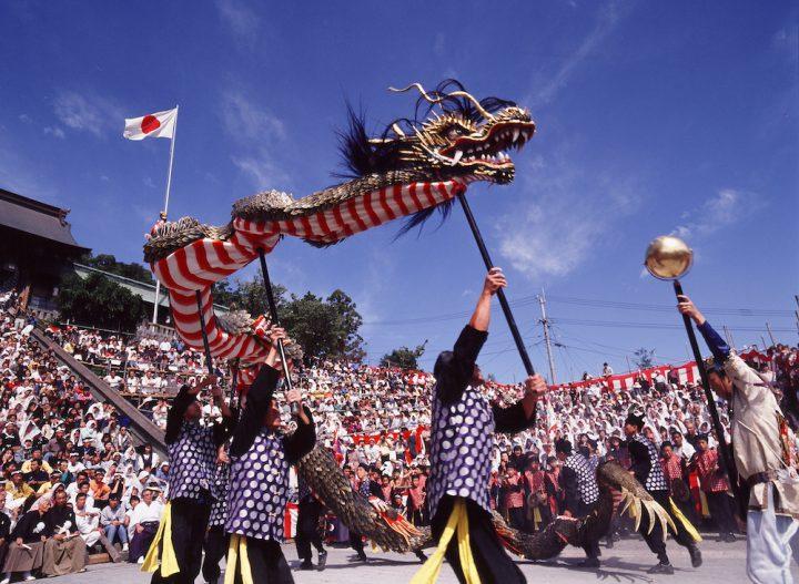 長崎県の伝統行事・祭り