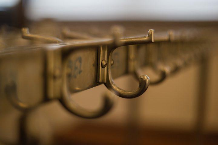 ベルトの収納と保管方法