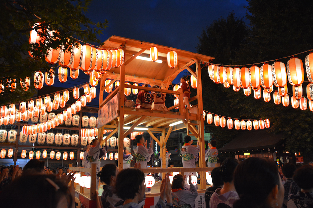 鳥取県の伝統行事・祭り