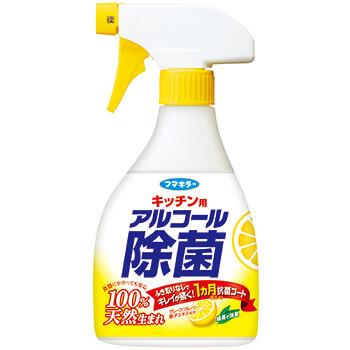 キッチン用 アルコール除菌スプレー 400ml