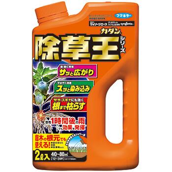 カダン 除草王シリーズ ザッソージエース 2L