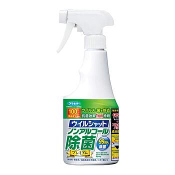 ウイルシャット ノンアルコール除菌プレミアム 250ml