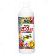 カダン バランス液肥AO あらゆる植物用(そのまま使うタイプ)600ml