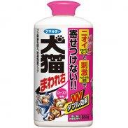 犬猫まわれ右 粒剤 850g ローズの香り
