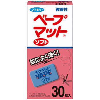 VAPE Mat Soft 30 sheets