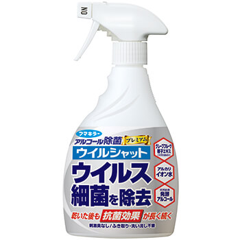 [Anti-virus Spray] Alcohol Jokin Premium ViruShut 400 mL