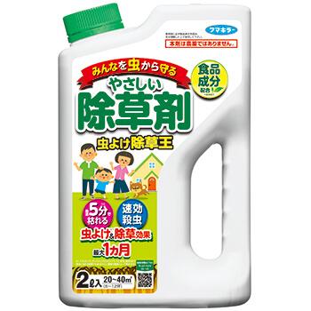 虫よけ除草王 2L