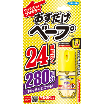 [VAPE ONE PUSH] Osudake VAPE Spray 280 times For Unpleasant Insects